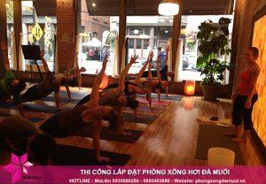 Tìm hiểu về hình thức kinh doanh phòng yoga đá muối 4