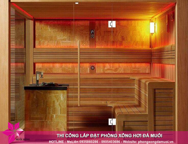 Những điều cần biết trước khi lắp đặt phòng xông sauna gia đình 2