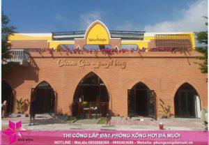Charm Spa – Jjimjilbang Hàn Quốc lớn nhất tại Quy Nhơn, Bình Định 2