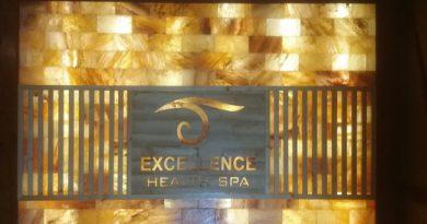 Hoàn thiện phòng xông đá muối tại Excellence Health Spa Hạ Long 6