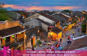 Hội An_Tiềm năng phát triển spa nghỉ dưỡng Jjimjilbang từ bệ phóng du lịch 2