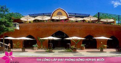 Những dự án Jjimjilbang được Muối Hồng Group đã triển khai từ đầu năm 2019 đến nay 1