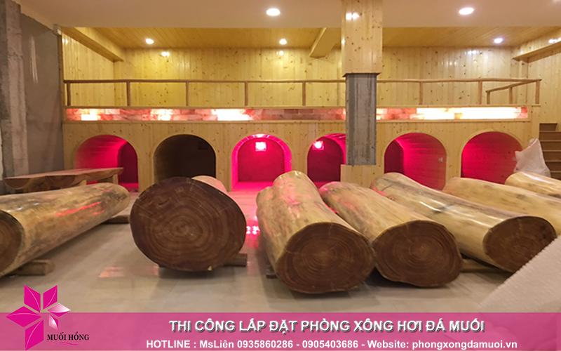 Những dự án Jjimjilbang được Muối Hồng Group đã triển khai từ đầu năm 2019 đến nay 2