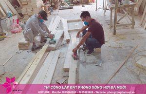 Thi công trọn gói spa Jjmjilbang Hàn Quốc đạt chuẩn chất lượng 8