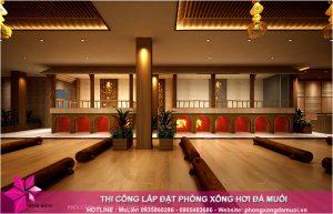 Cập nhật tiến độ thi công dự án Jjimjilbang The Pearl Hoi An 2