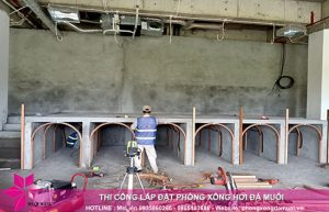 Cập nhật tiến độ thi công dự án Jjimjilbang The Pearl Hoi An 3