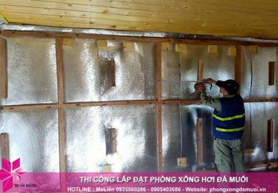 Cập nhật tiến độ thi công dự án Jjimjilbang The Pearl Hoi An