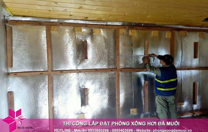 Cập nhật tiến độ thi công dự án Jjimjilbang The Pearl Hoi An 6