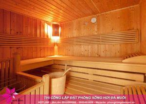 Gỗ thông Phần Lan - lựa chọn tối ưu cho phòng xông hơi sauna 3
