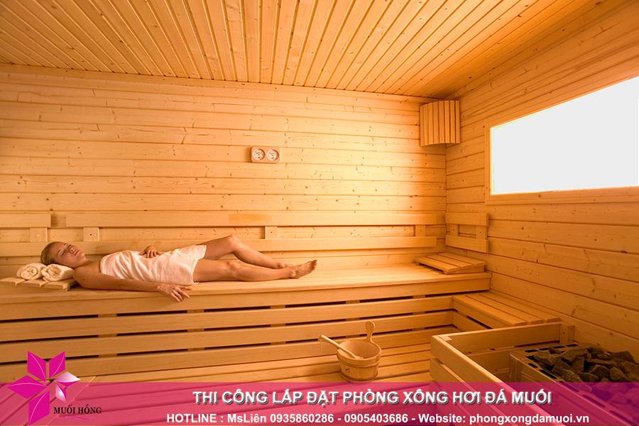 Lắp đặt phòng xông hơi khô tại nhà chất lượng với mức chi phí hợp lý 3