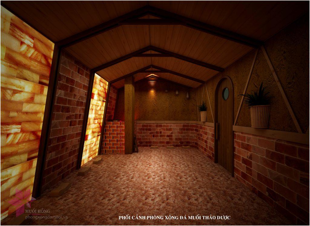 Rò rỉ những hình ảnh 3D đầu tiên của dự án Jjimjilbang mới tại Hạ Long 4