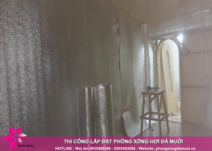 Uông Bí, Quảng Ninh – địa điểm dừng chân mới của đội thi công Muối Hồng Group 6