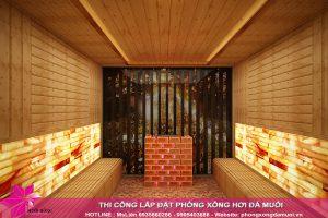 Chot so du an phong xong hoi tai May Spa Da Nang 2