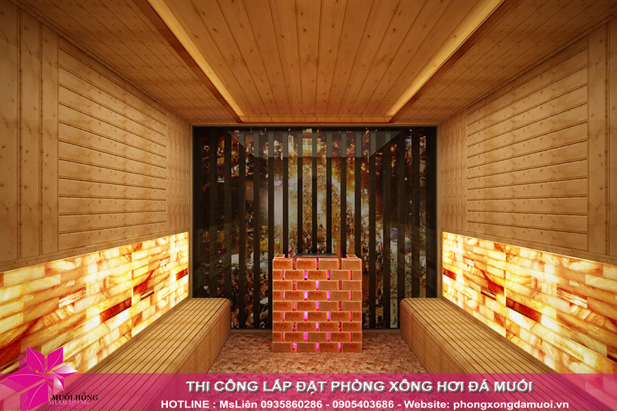 Chot so du an phong xong hoi tai May Spa Da Nang 2