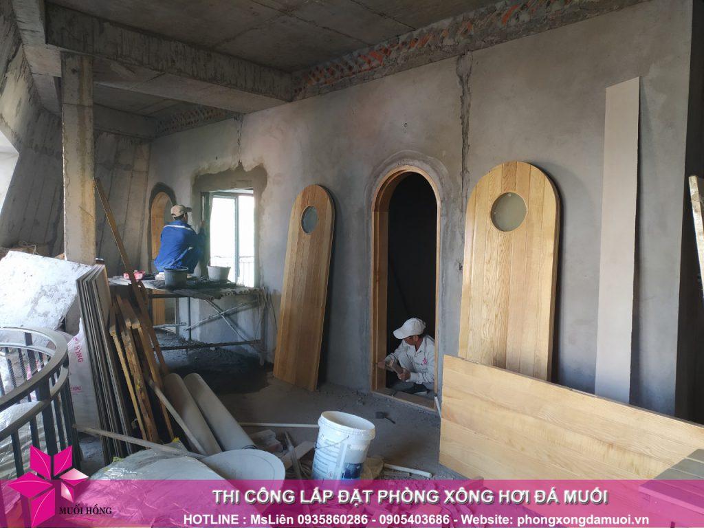 tien do thi cong cong trinh Jjim Jil Bang Bich Hoa tại Quang Ninh 4