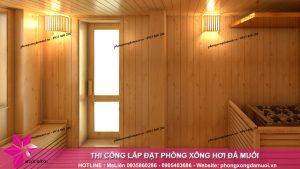 Cac phong xong hoi sauna tai Mikazuki Spa 6