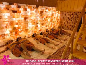 Lap dat phong sauna da muoi 2
