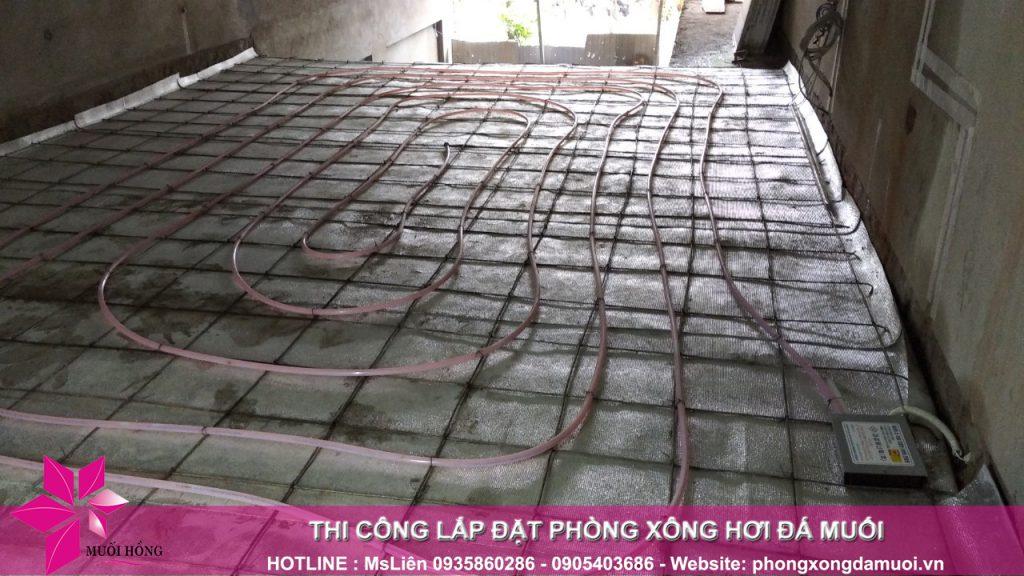 Thi cong cap suoi san hong ngoai XL 5