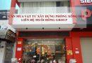 Cần mua vật tư xây dựng phòng xông liên hệ 0935860286