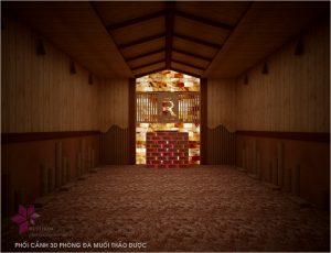 Phong xong da muoi va da nui lua tai rex – quang binh hotel 2